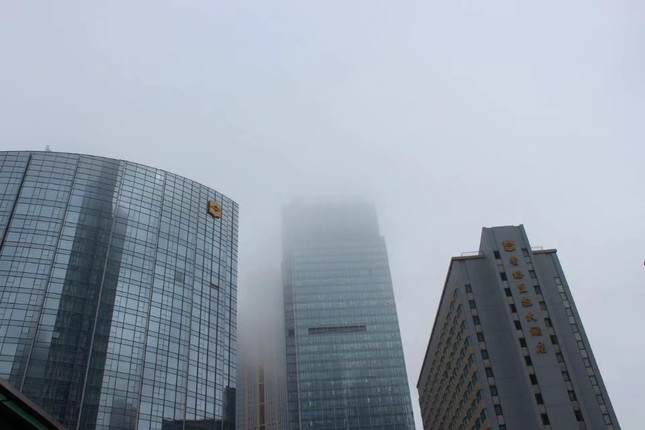 山東省青島市。山東省のGDPも水増しされているのではないかという見方が中国のネット上で広がる。