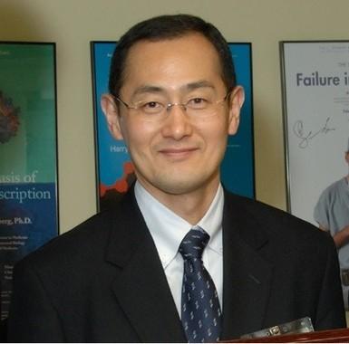 山中伸弥氏(米国立衛生研究所、2010年)
