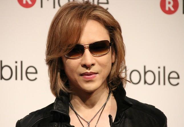 YOSHIKIさん(写真は2016年撮影)