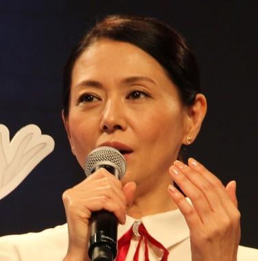 小泉今日子さん(2015年10月撮影)