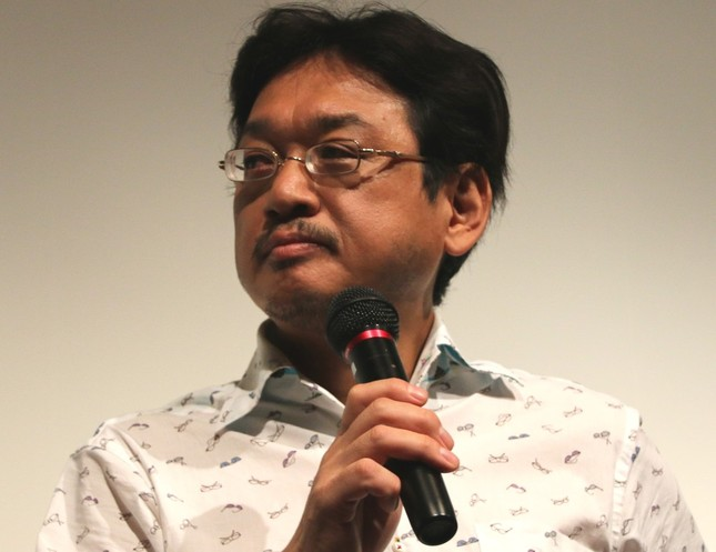 やくみつる氏(2016年9月撮影)