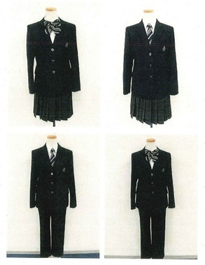 導入予定のジェンダーレス対応の制服