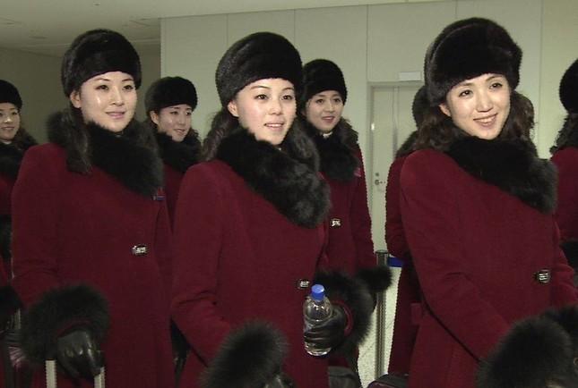 北朝鮮から応援団が韓国入りするのは13年ぶりだ(写真は韓国統一省のツイッターから)