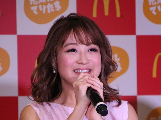鈴木奈々さん(写真は2017年3月撮影)