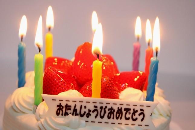 誕生日を祝われずショックの男性が取った行動は…(画像はイメージ)