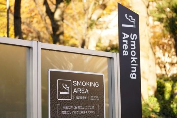 かつて、学内でタバコを吸う人は多かったが…(写真はイメージ)