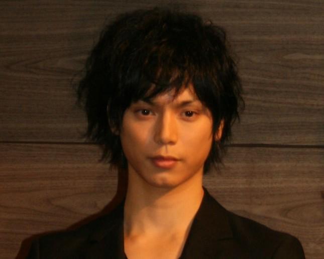 水嶋ヒロさん(2010年11月撮影)