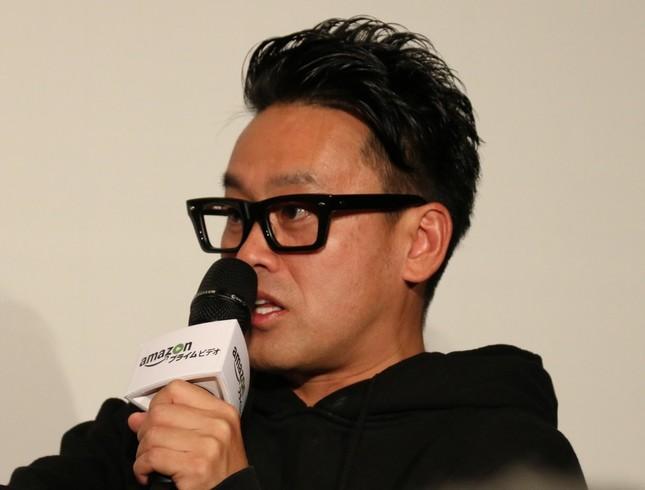宮川大輔さん(2016年11月撮影)