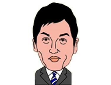 長嶋一茂さん(画像はイラスト)