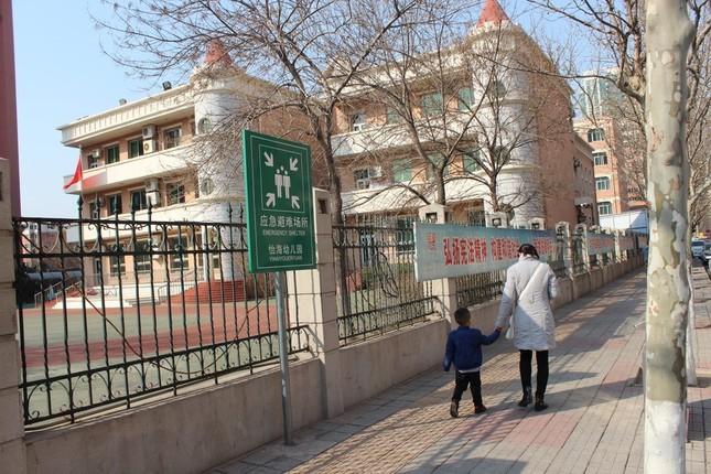 北京にある幼稚園は日本で言えば保育園。その日の保育が終わると、たいていの子供は、ピアノ、ダンス、英語などのお稽古に出かける