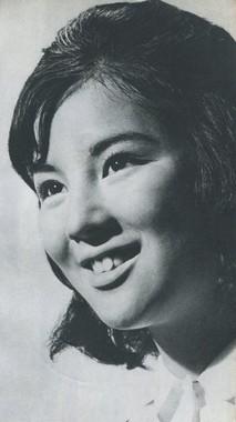 1962年、「キューポラのある街」当時の吉永さん(Wikimedia Commonsより)