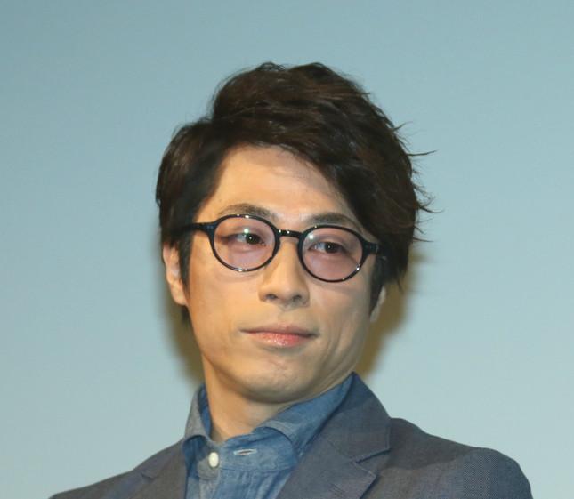 田村淳さん(写真は2017年2月撮影)