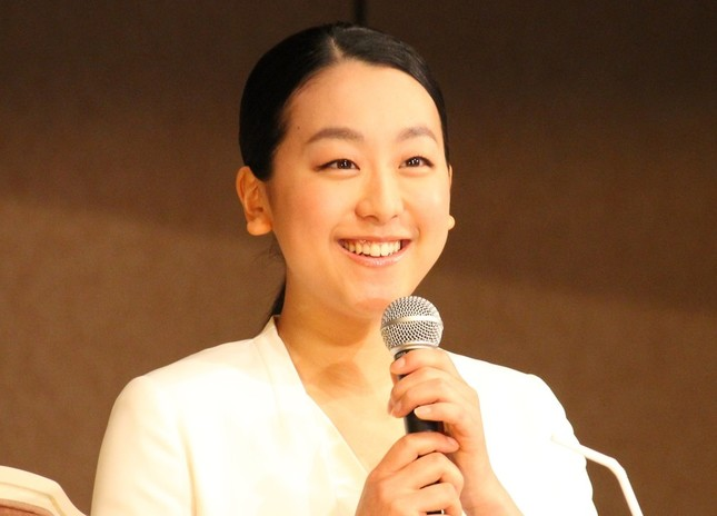 浅田真央さん(写真は2017年4月撮影)