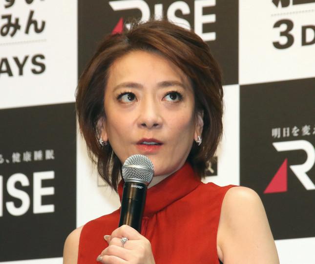 西川史子さん(写真は2017年9月撮影)