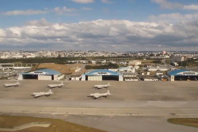 那覇空港は民間機以外に海自なども拠点として使用している