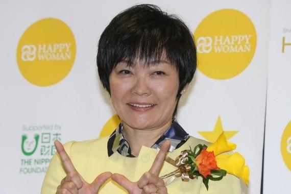 阿比留氏は安倍昭恵氏をめぐる報道ぶりを「読者に昭恵夫人には何かあると思い込ませたいのか」と批判している(2017年3月撮影)