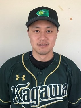 ウ・ドンギュン選手(香川オリーブガイナーズ提供)
