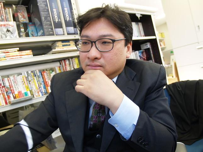吉田正高さん(写真は2008年撮影)