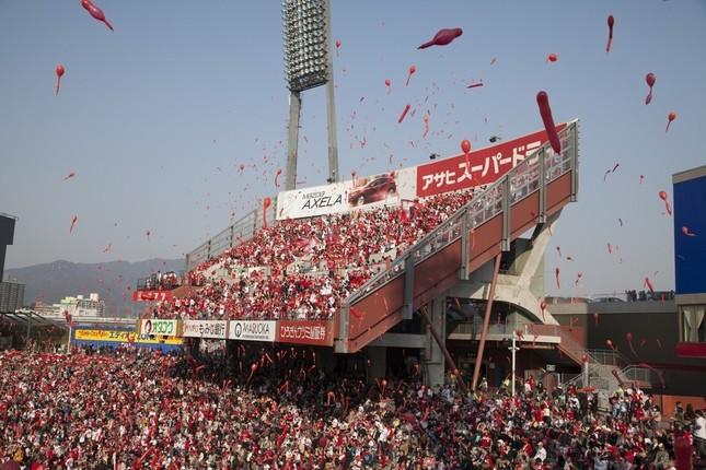 山中さんは熱心なカープファンとして知られる(写真はイメージ。記事とは関係がありません)
