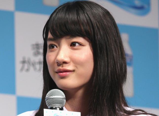 永野芽郁さん(写真は2016年4月撮影)
