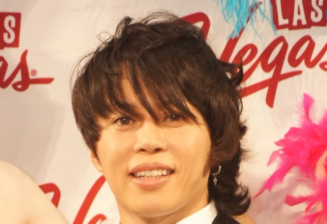 西川貴教さん(写真は2013年9月撮影)