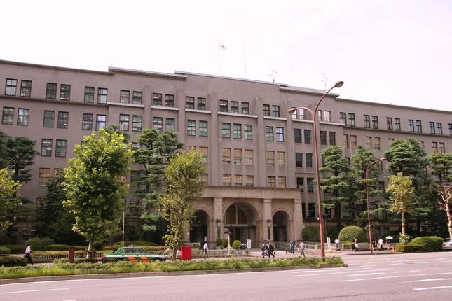 セクハラ問題で揺れる財務省