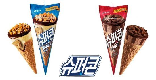 韓国の「スーパーコーン」。プレスリリースに掲載された画像より
