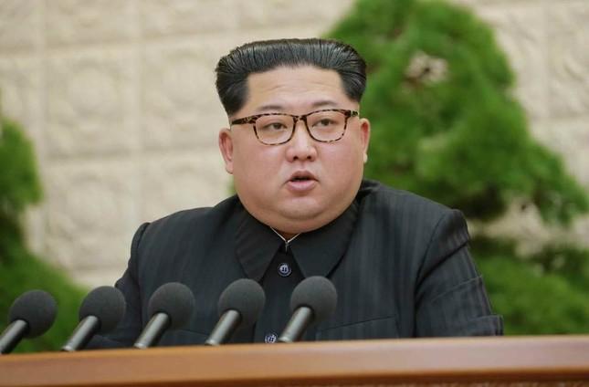 ICBMの発射と核実験の中止は決めたものの...(写真は労働新聞から)