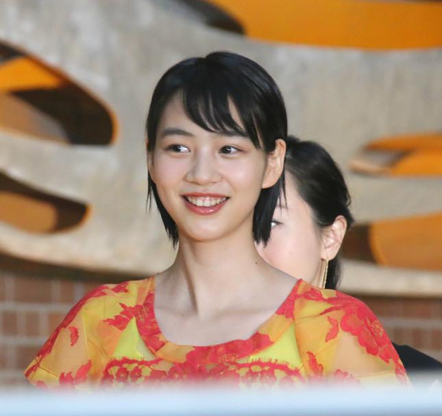 のんさん(写真は2017年2月撮影)