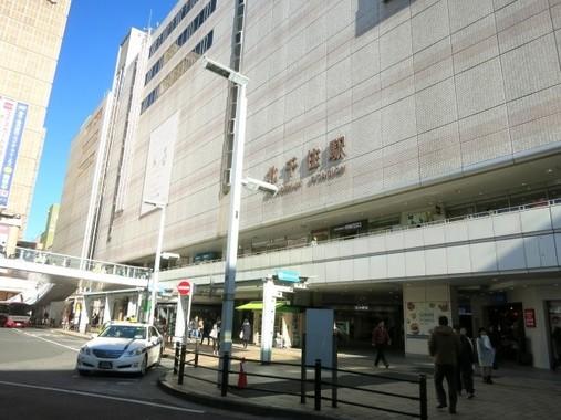 6月から個人用のオフィス空間が作られる北千住駅