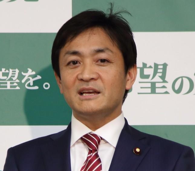 旧希望の党代表の玉木雄一郎氏は、国民民主党で共同代表をつとめる(2018年1月撮影)