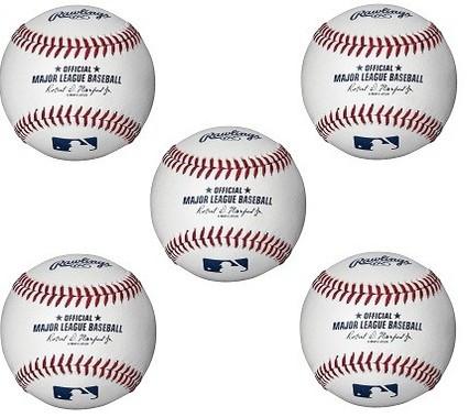 マンフレッド・コミッショナーの署名が入った大リーグ公式球。同コミッショナーは32球団へのエクスパンションの意向を表明した