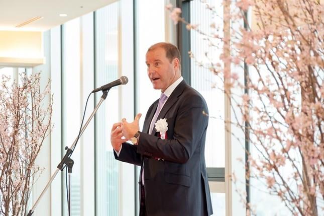 クリストフ・ウェバー社長CEO (画像はプレスリリースより)