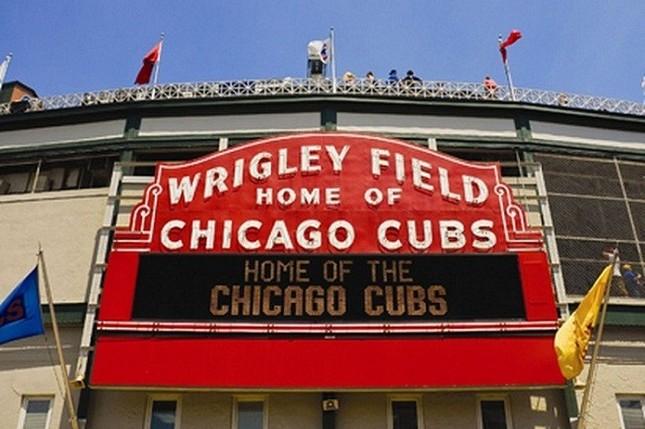 シカゴ・カブスの本拠地球場「リグレー・フィールド」