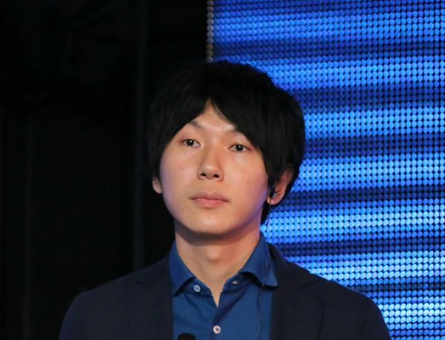 古市憲寿さん(写真は2016年6月撮影)