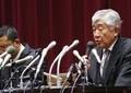 内田前監督「ルールの中で指導」 「やらなきゃ意味ない」発言は「してない」