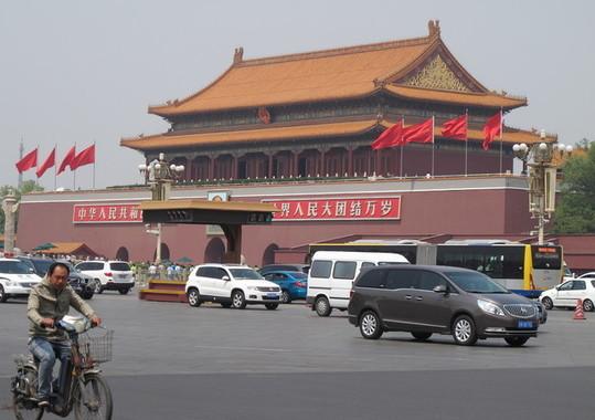 中国政府の締め付けが厳しさを増している