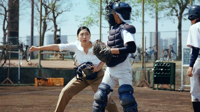 「おとなは、ながい。~野球~」の一幕