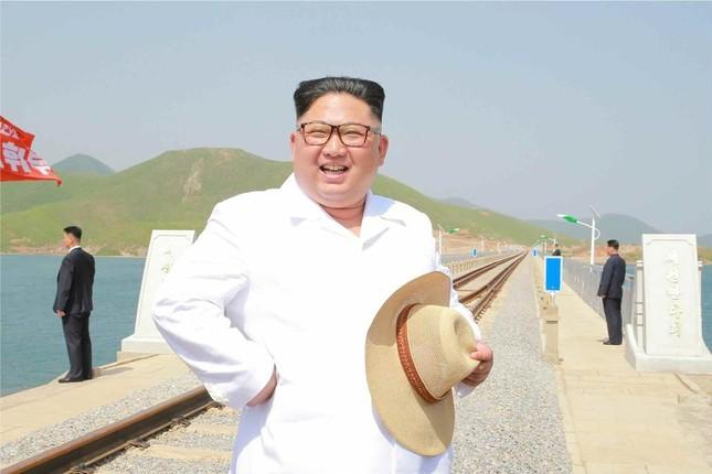 北朝鮮側は会談中止を「意外で、非常に残念に考えざるを得ない」と惜しんだ(写真は労働新聞から)