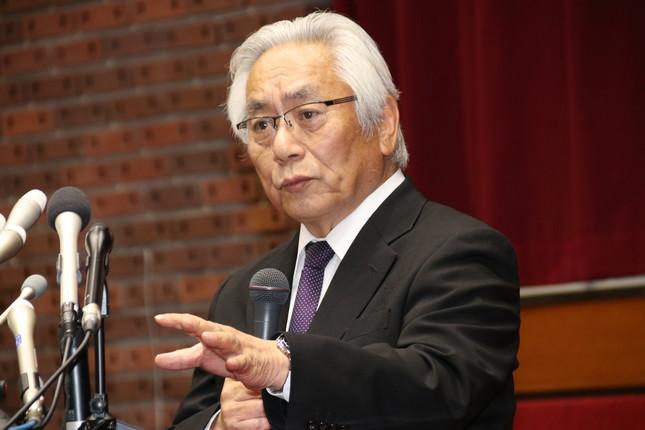 大塚学長が会見開くも指摘多数