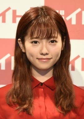 AKB48時代の島崎遥香さん(2015年撮影)