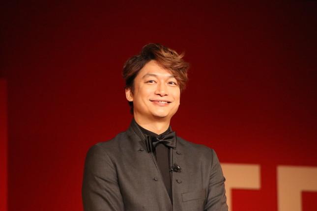 香取慎吾さん(2017年12月)