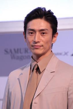 伊勢谷友介さん(WikimediaCommonsから、Norio NAKAYAMAさん撮影)