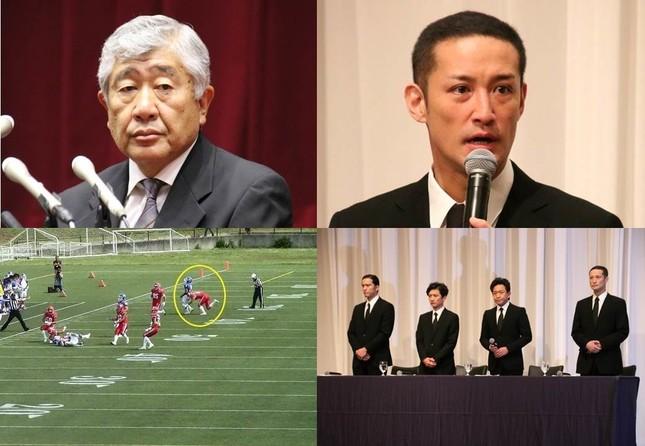 アメフトとTOKIO。それぞれの「会見」に日本が注目