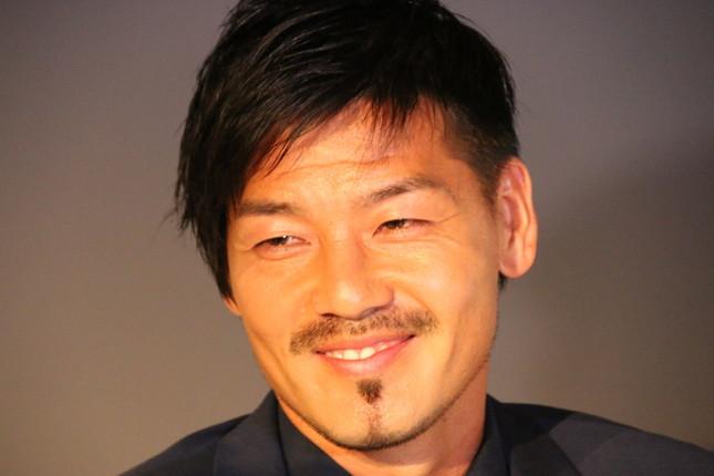 松井大輔は2004年アテネ五輪で10番をつけるも06年ドイツW杯は選外。ただ10年南アフリカW杯では中心選手として躍動した(写真は2018年4月撮影)