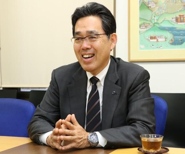 川島隆太さん