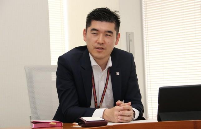 みちのきちプロジェクトのメンバー 鈴木一匡さん