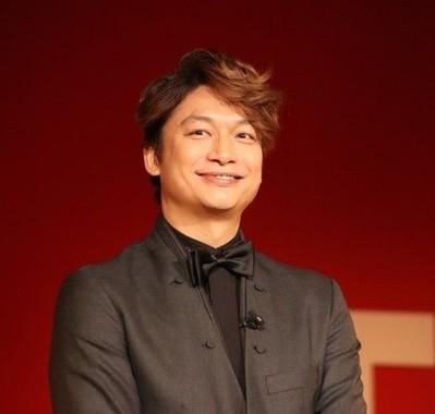 香取慎吾さん(2017年10月撮影)