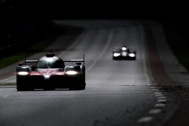 レースの様子