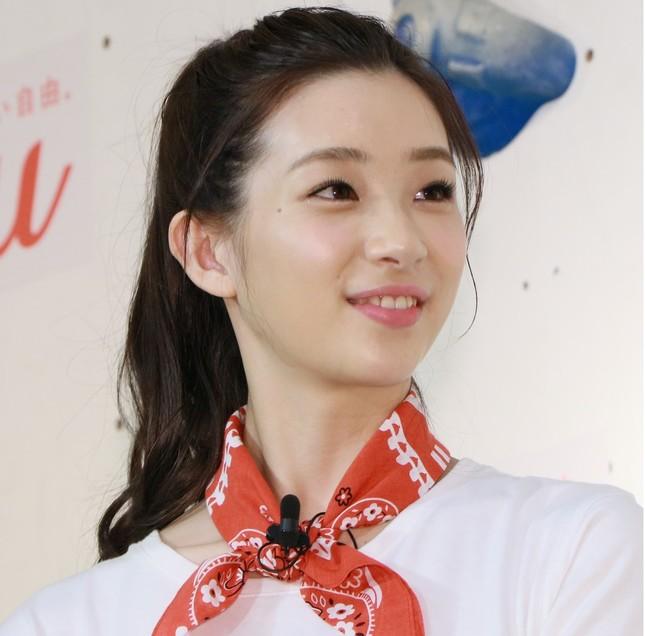 足立梨花さん(2016年撮影)
